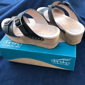 Dansko two strap sandal